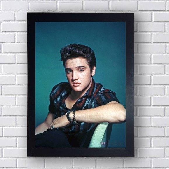 Quadro Decorativo Elvis IV