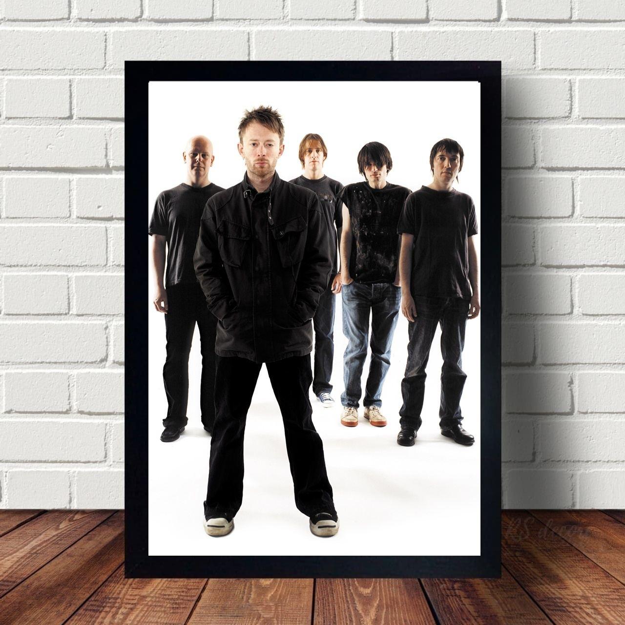 Quadro Decorativo Radiohead I