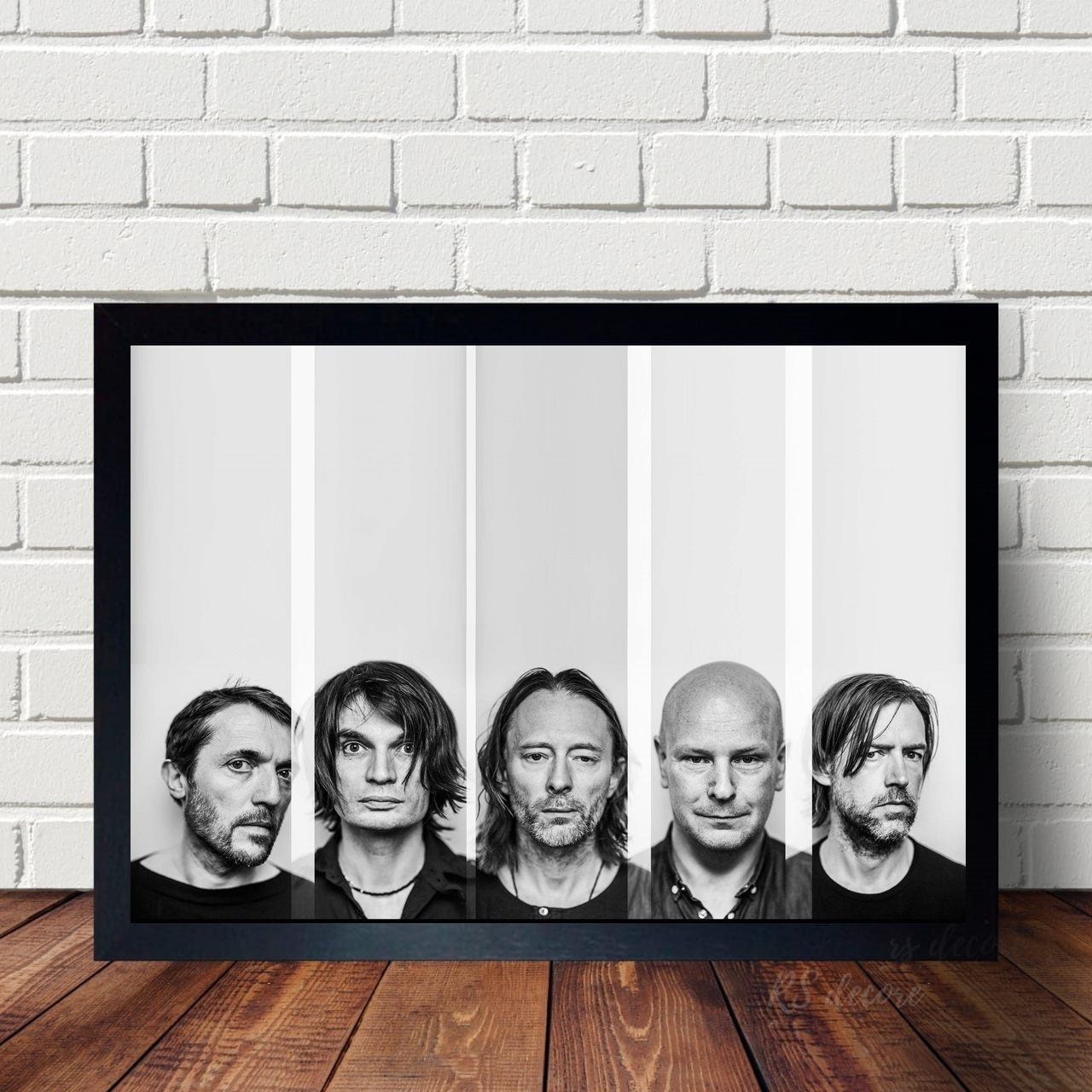 Quadro Decorativo Radiohead VII
