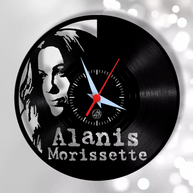 Relógio de Parede - Alanis Morissette