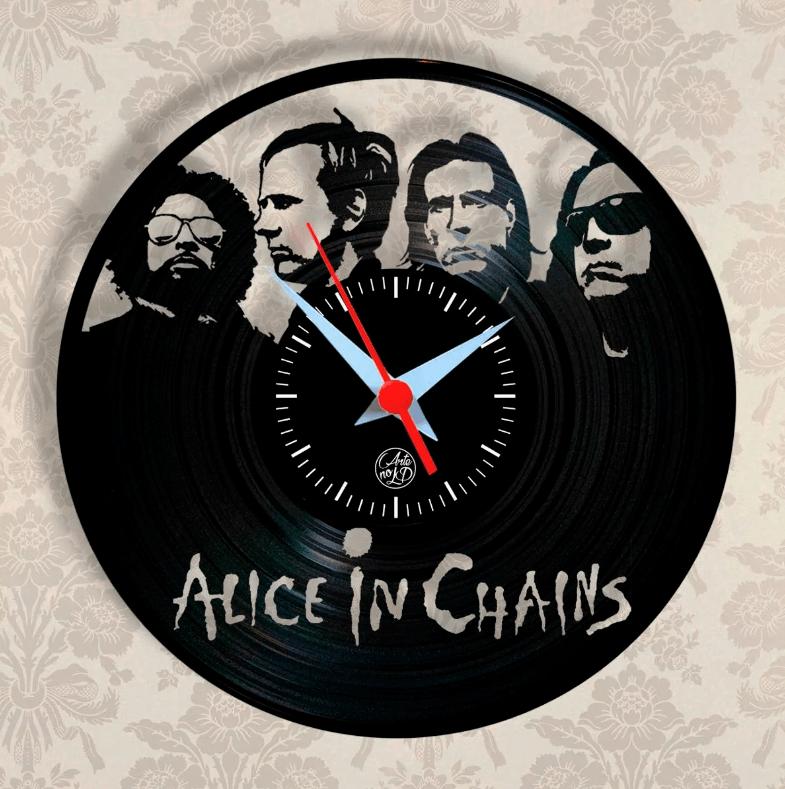 Relógio de Parede - Alice In Chains