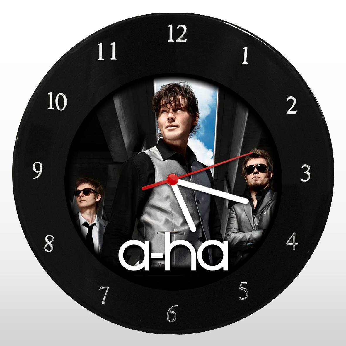 A-ha - Relógio de Parede em Disco de Vinil - Mr. Rock