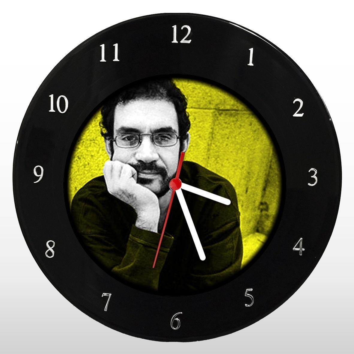 Legião Urbana - Renato Russo - Relógio de Parede em Disco de Vinil - Mr. Rock