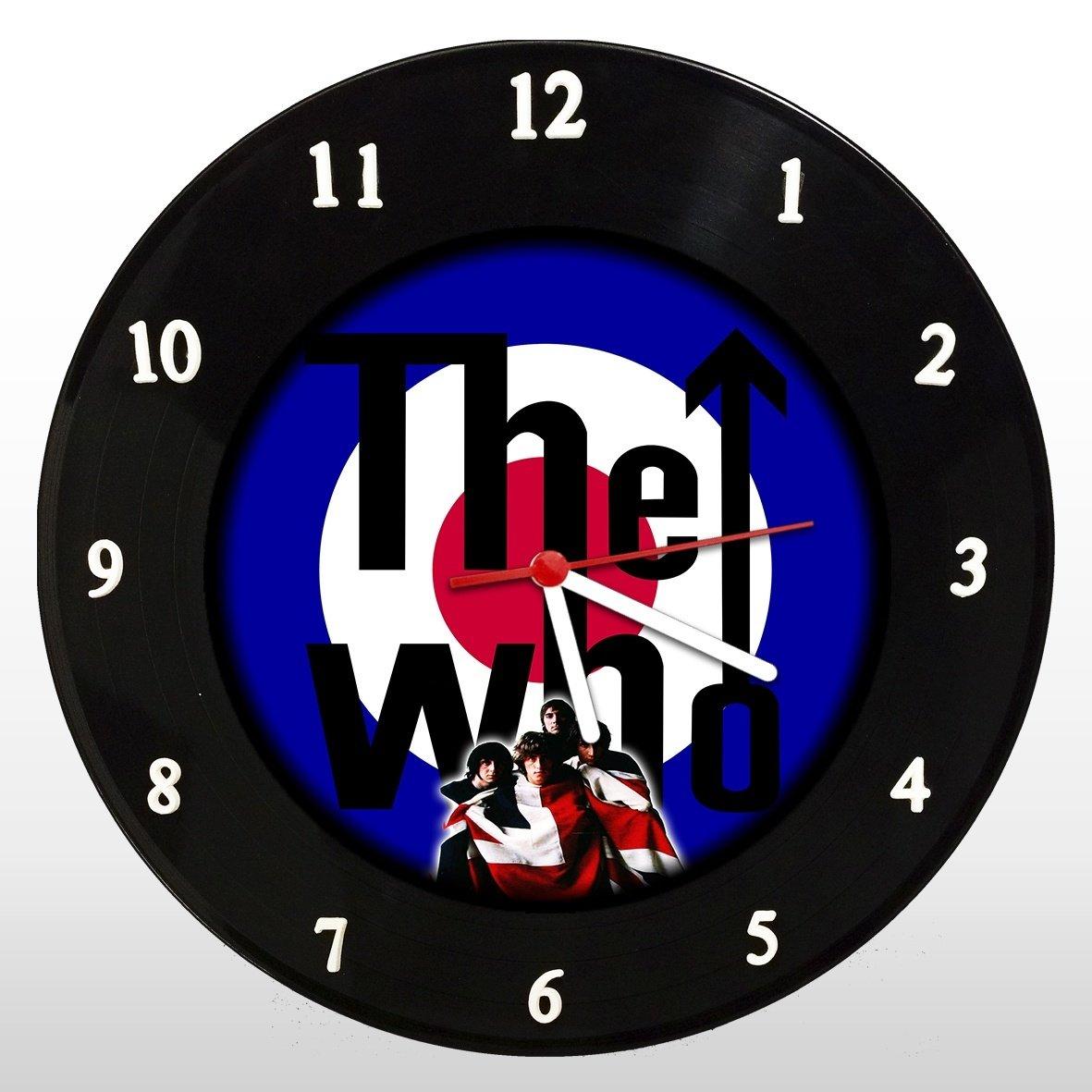 The Who - Relógio de Parede em Disco de Vinil - Mr. Rock