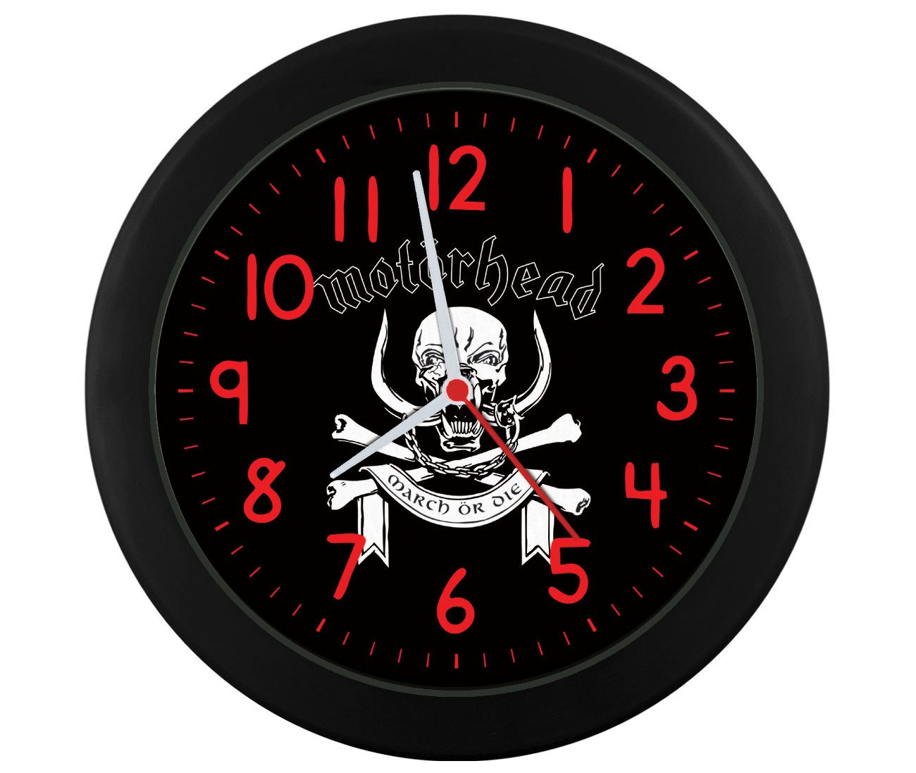 Relógio de parede Motorhead