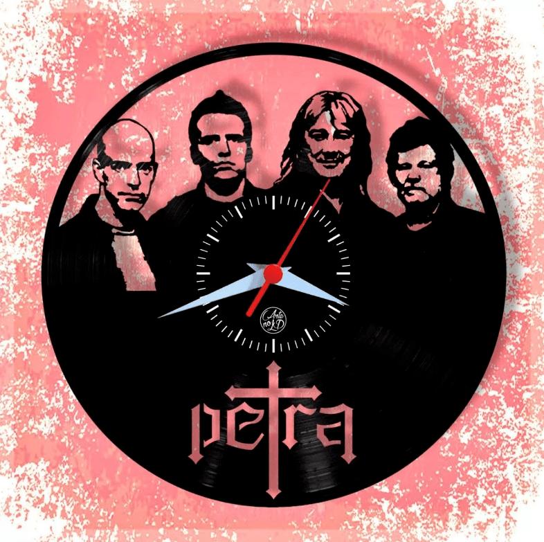 Relógio de Parede - Petra