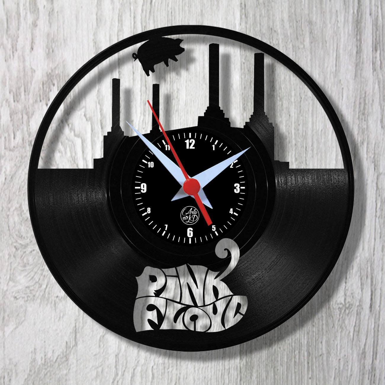 Relógio de Parede - Pink Floyd