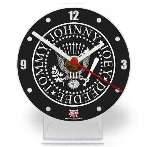 Relógio Ramones