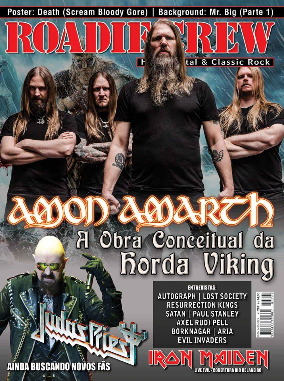 Revista Roadie Crew #207