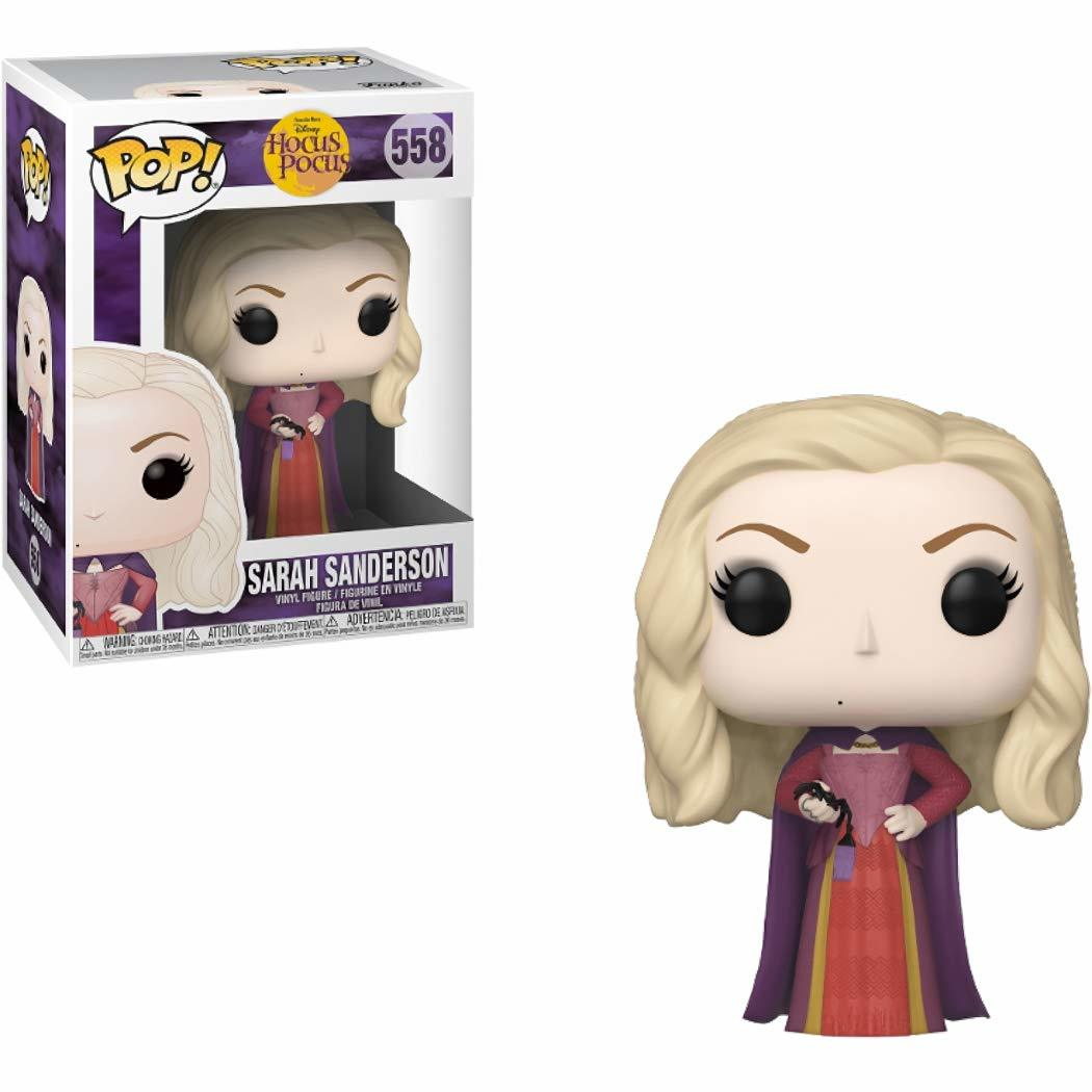 Sarah Sanderson With Spider - Hocus Pocus - Funko Pop! #558