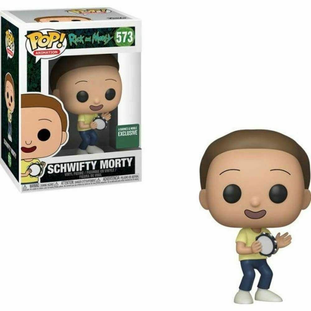 Schwifty Morty - Rick And Morty - Funko Pop! #573 Exclusivo B&N