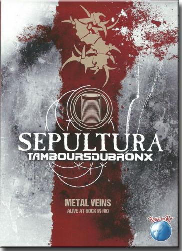 Sepultura e Tamboursdubronx - Metal Veins - Alive at Rock in Rio