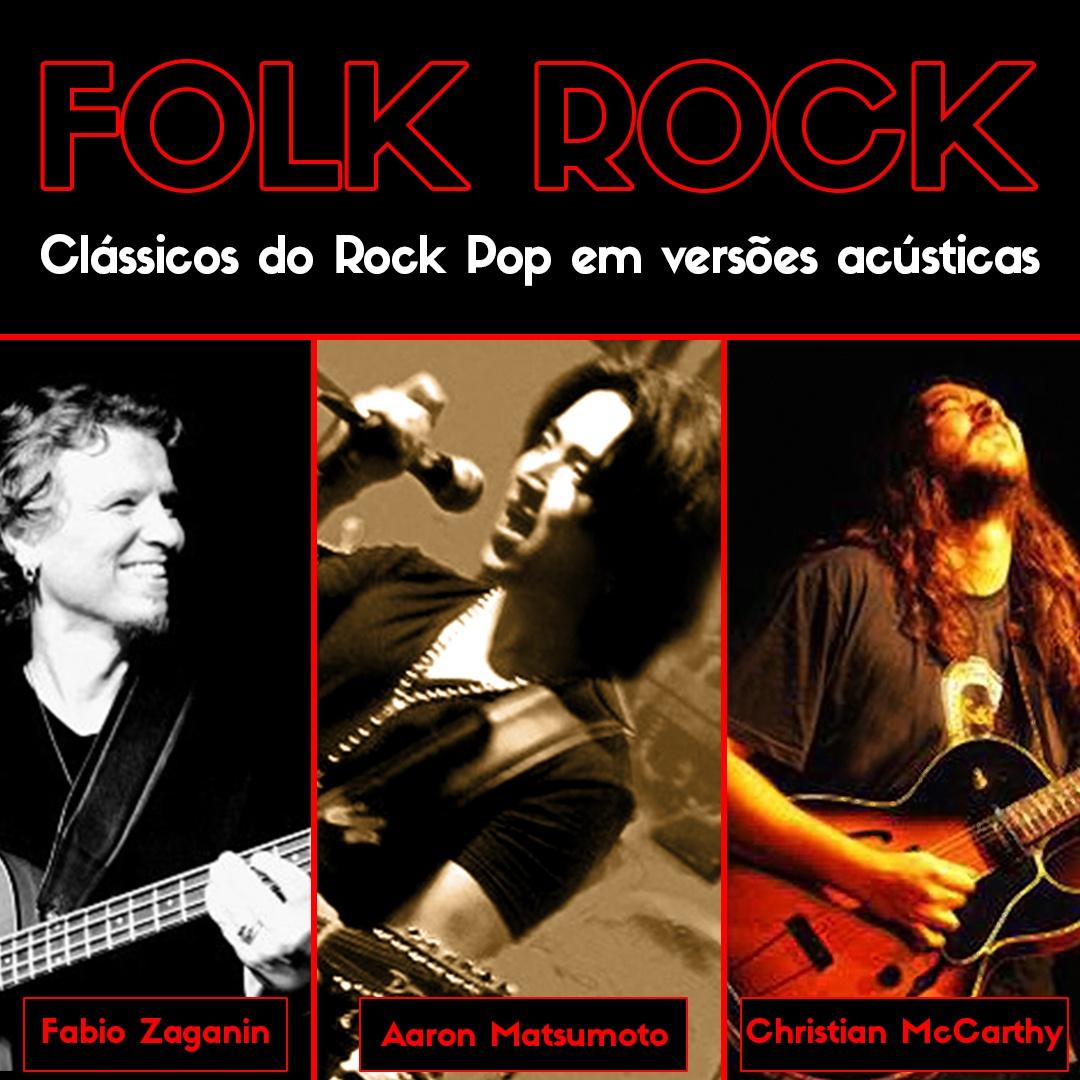 Show 1h30 de Duração - Banda Folk Rock