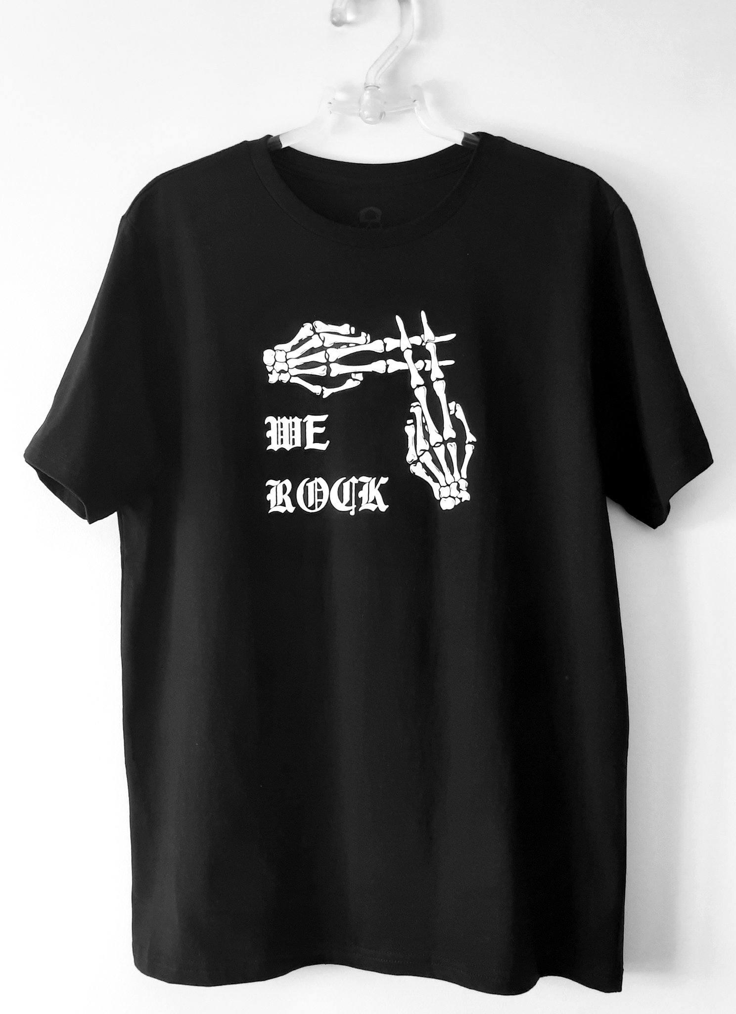 T-Shirt We Rock - High High