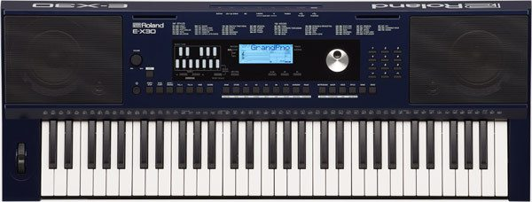 Teclado Arranjador Roland EX 30