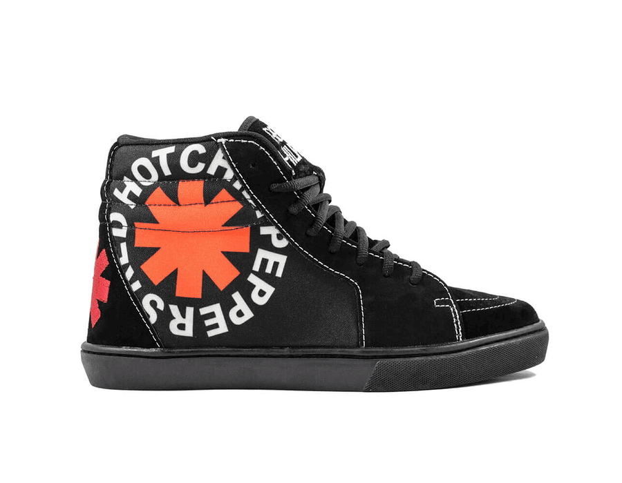 Tênis BandShoes Feminino Red Hot Chili Peppers