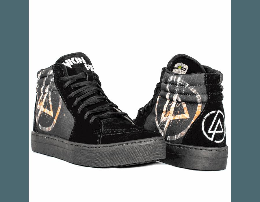 Tênis BandShoes Feminino SK8-Hi Linkin Park