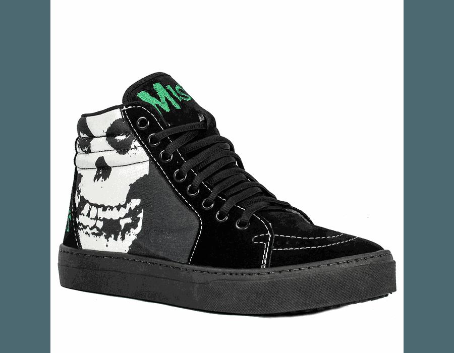 Tênis BandShoes Feminino SK8-Hi Misfits