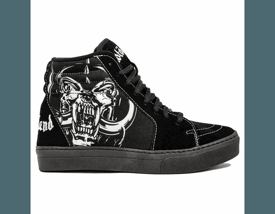 Tênis BandShoes Feminino Sk8-Hi Motorhead