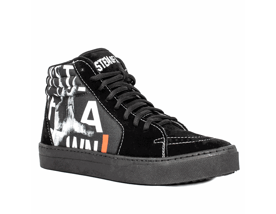Tênis BandShoes Feminino SK8-Hi System of a down