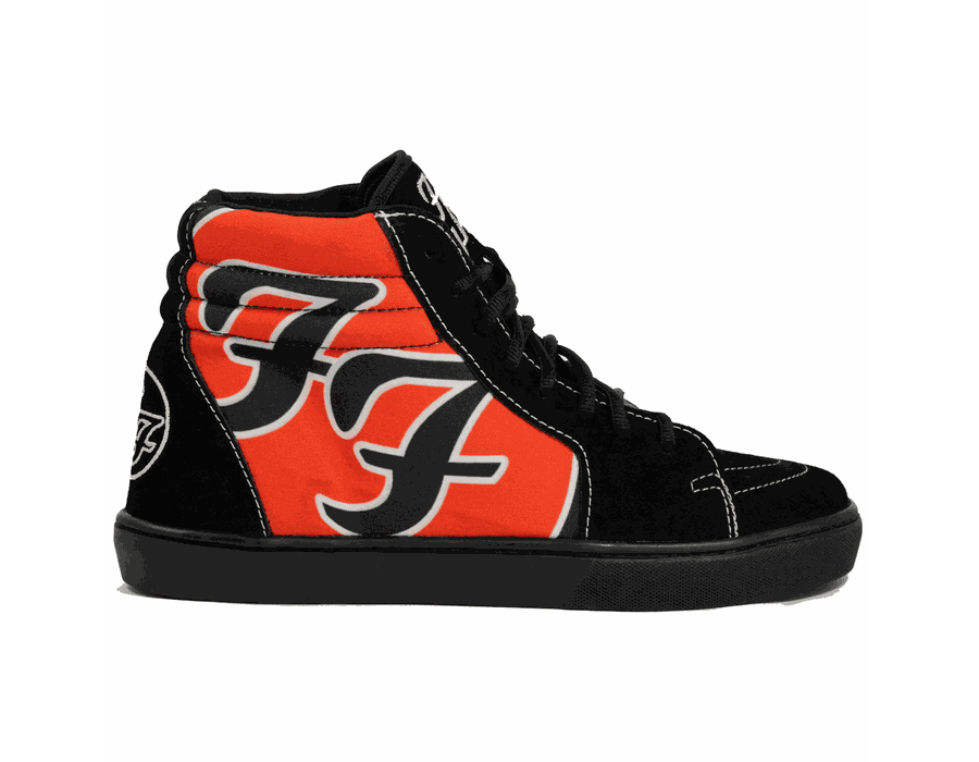 Tênis BandShoes Masculino SK8-Hi Foo Fighters