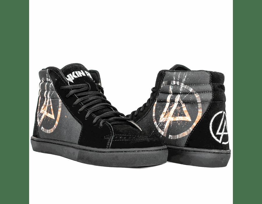 Tênis BandShoes Masculino SK8-Hi Linkin Park