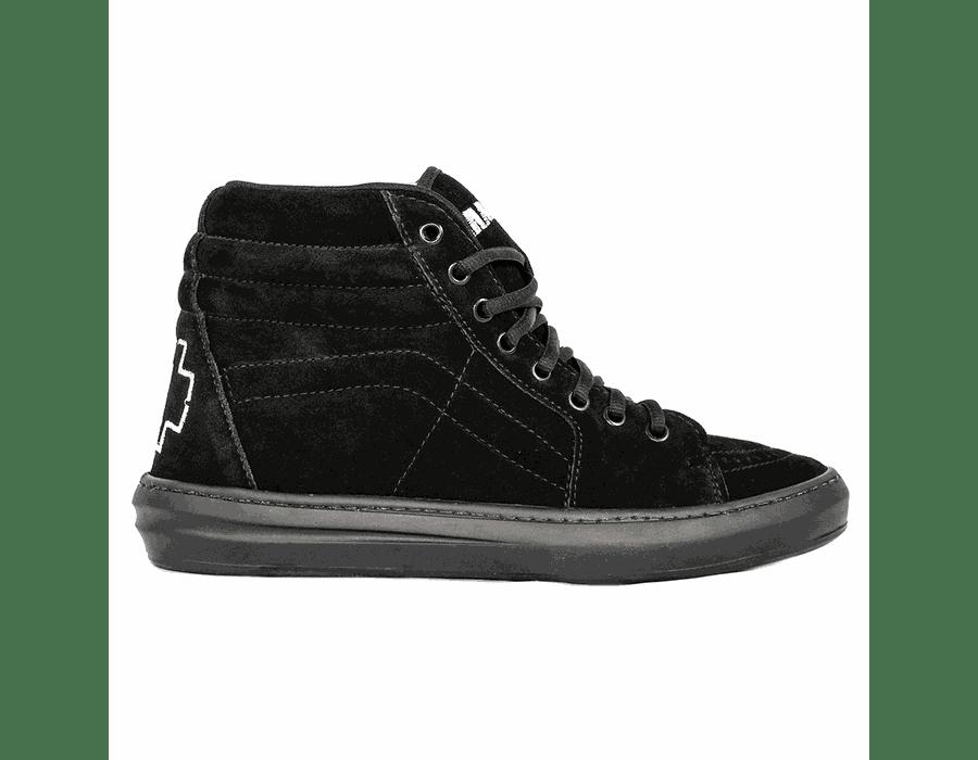 Tênis BandShoes Masculino Sk8-Hi Rammstein All Black