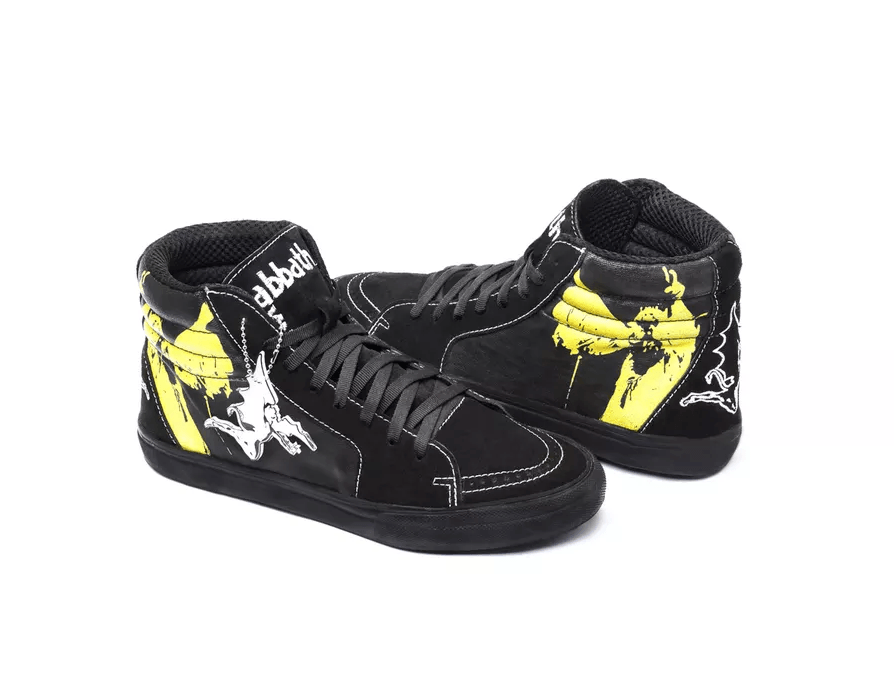 Tênis BandShoes Masculino Black Sabbath Vol4