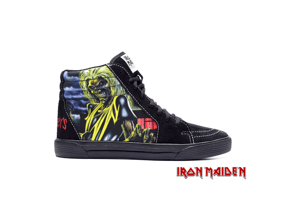 Tênis BandShoes Masculino Iron Maiden Killers