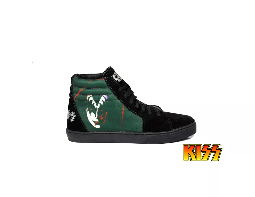 Tênis BandShoes Masculino Sh8-Hi Kiss Faces