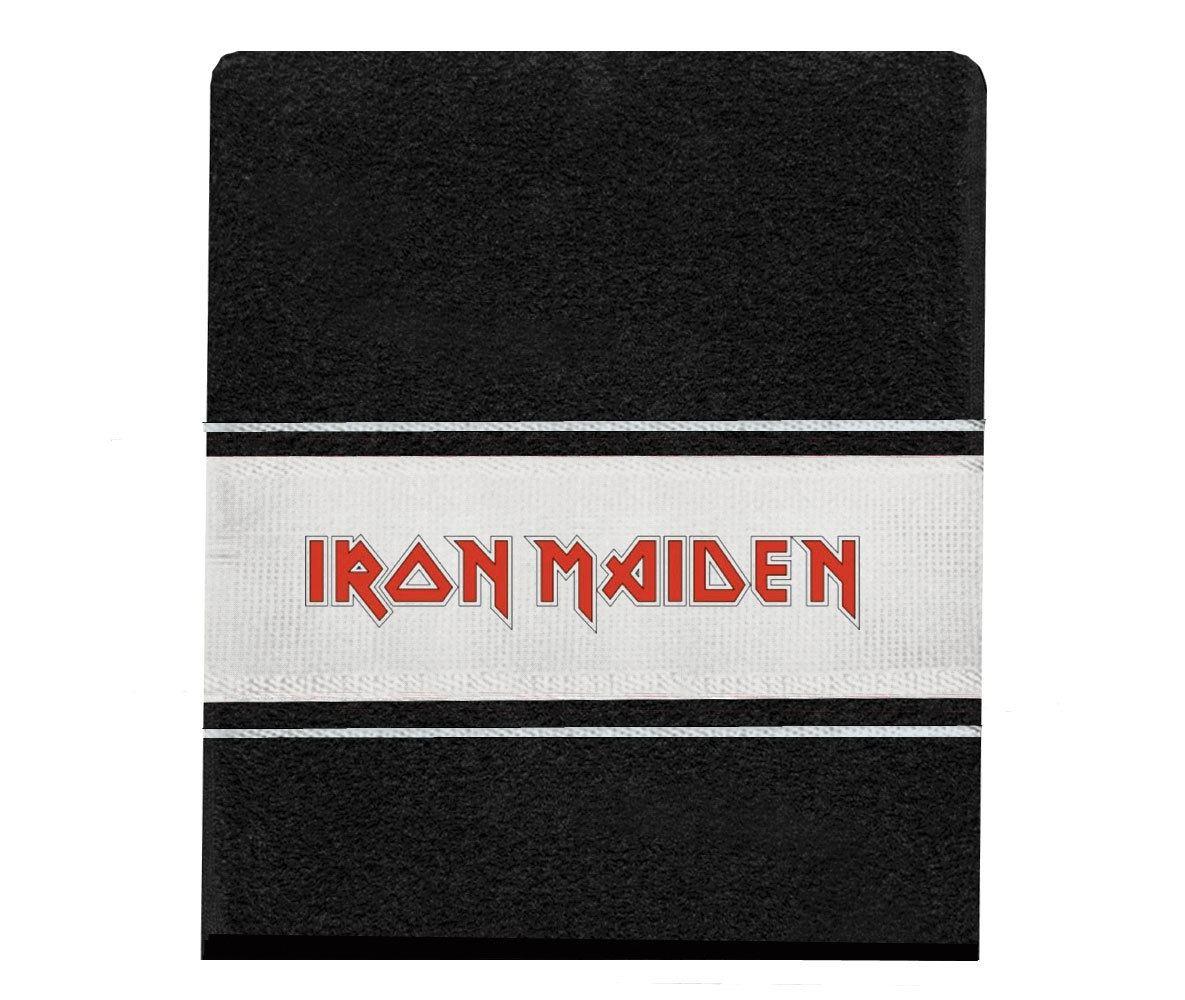 Toalha Iron maiden mão