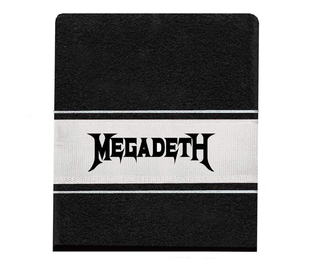 Toalha Megadeth mão