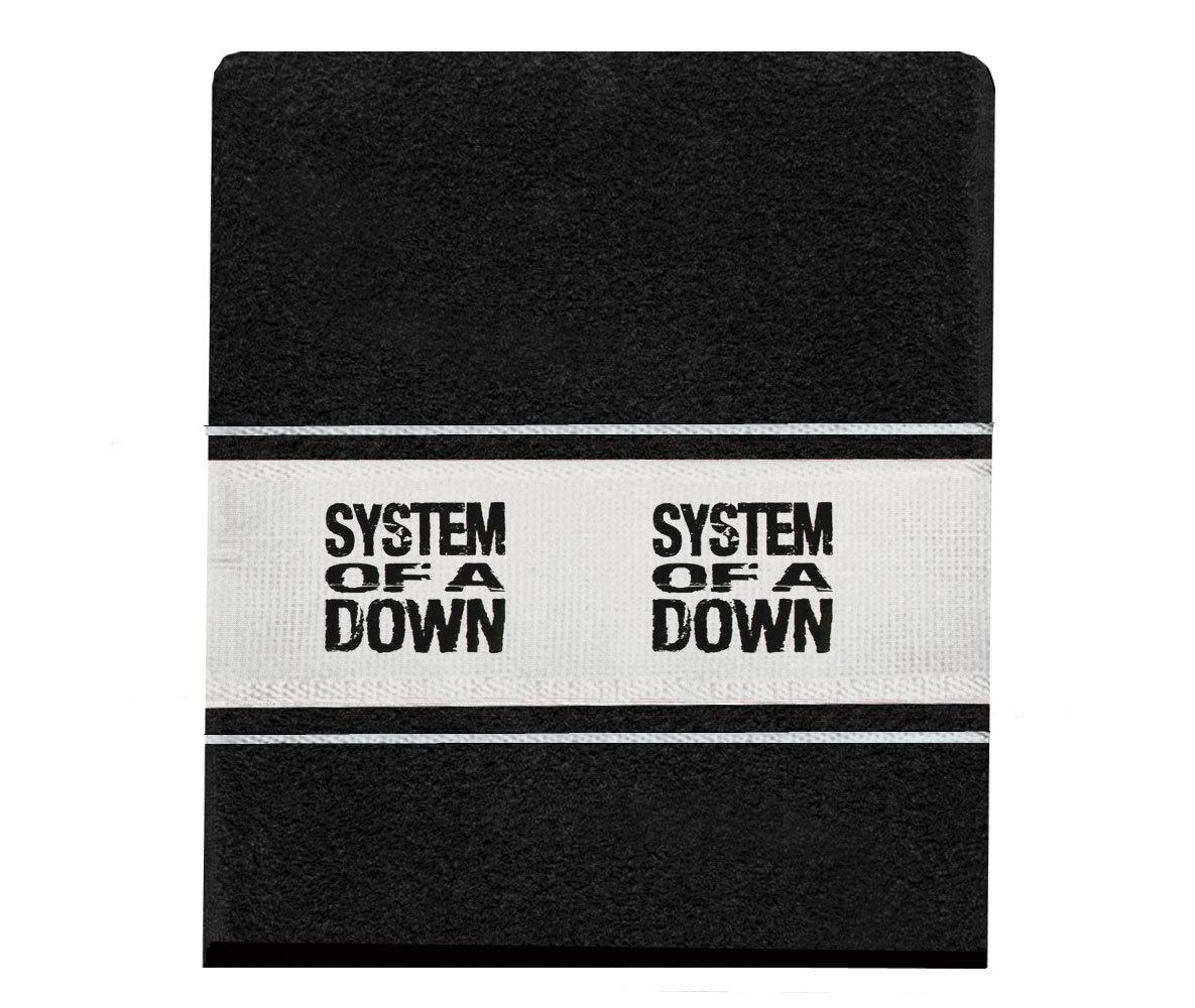 Toalha System Of Down Toxicity rosto