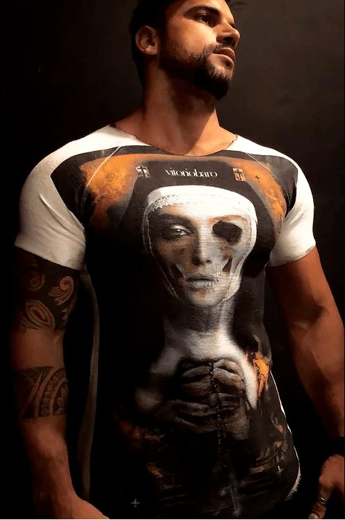 Tshirt Masculina Double Madre Mio - Vitorio Baro
