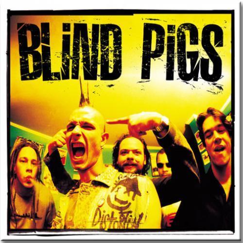 """Vinil Blind Pigs - Blind Pigs (vinil 10"""")"""
