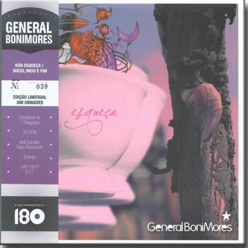 Vinil General Bonimores - Esqueça