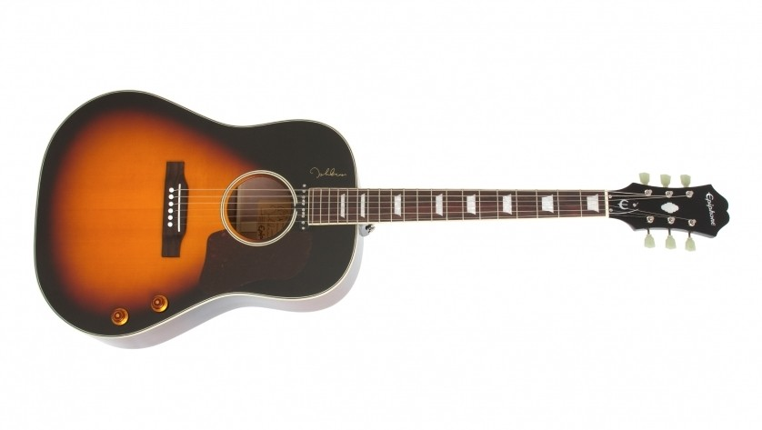 Violão Epiphone EJ-160E John Lennon Vintage Sunburst
