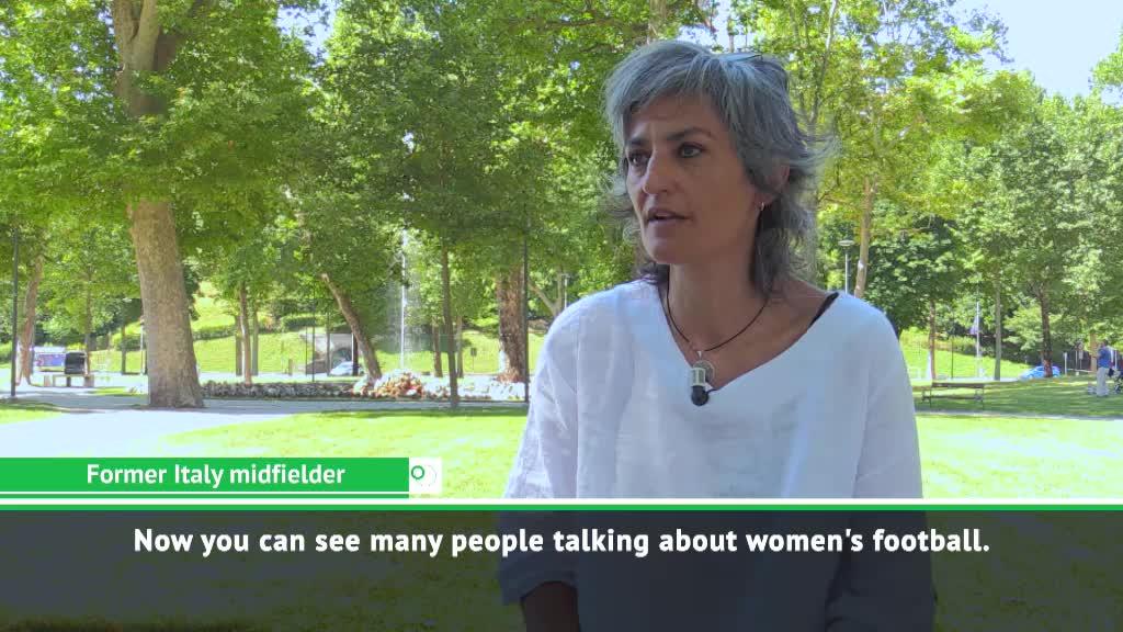 Florinda Ciardi urges Italy to keep growing women's game