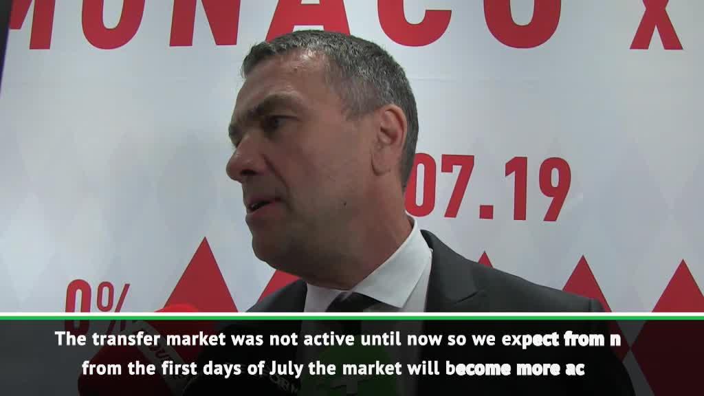 Monaco vice president says Febregas will stay