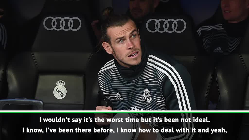 I didn't play for a year under Redknapp! - Bale