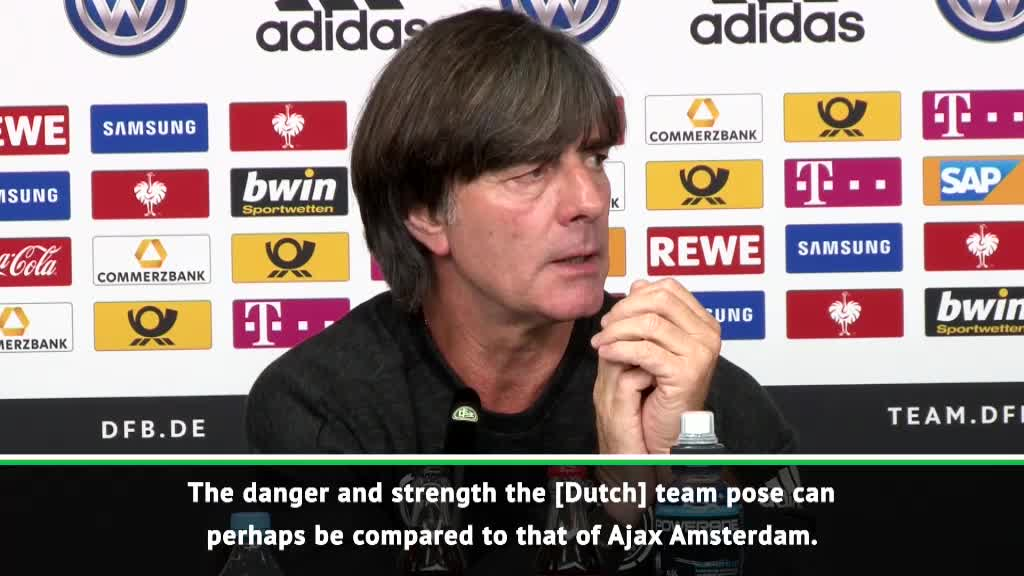 Netherlands share strengths with Ajax - Low
