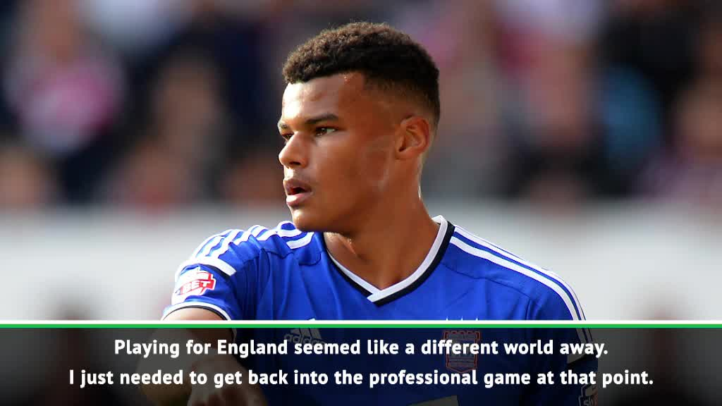 I didn't think I'd play for England - Mings