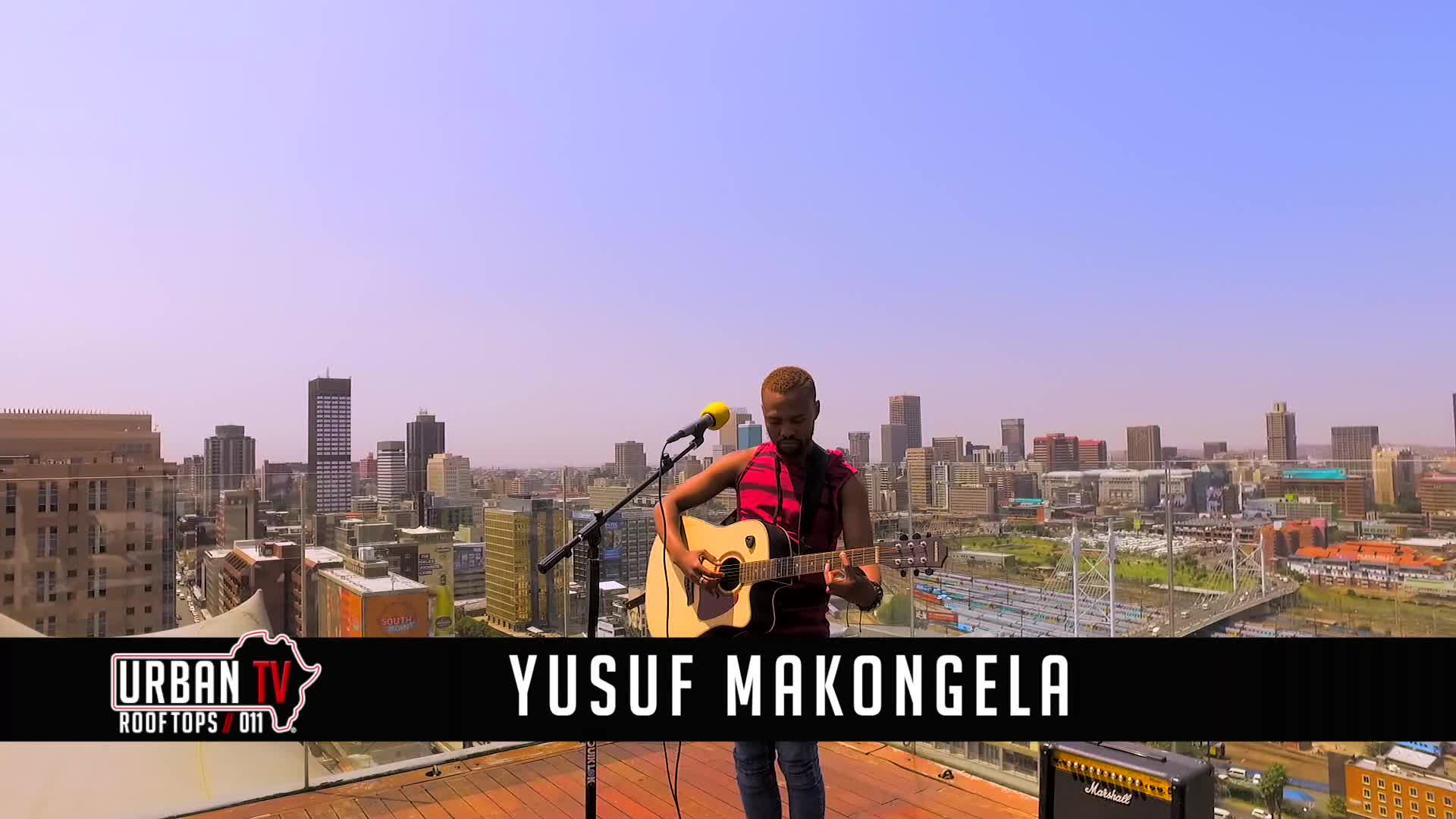 Urban 011 - Yusuf  Makongela - These Walls