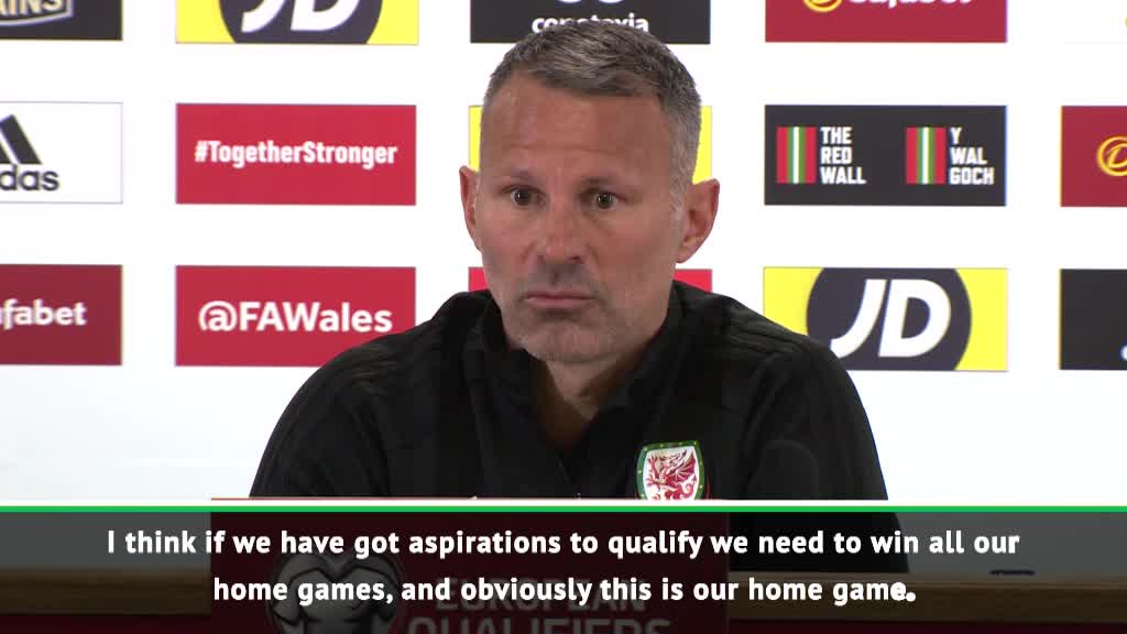 We need to win all our home games - Giggs