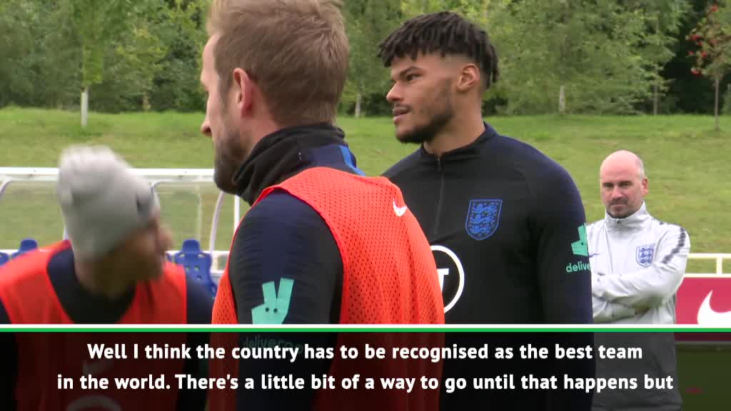 England can be the best in the world - Mings