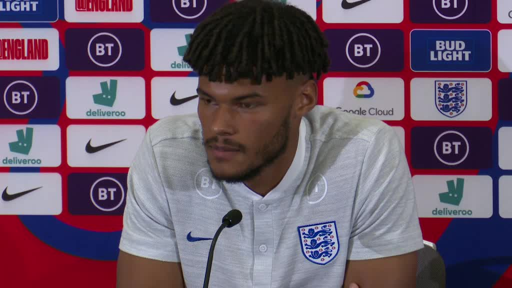 CLEAN - England can be the best in the world - Mings