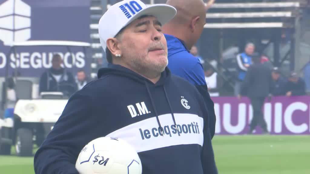 Diego Maradona - coaching career in numbers