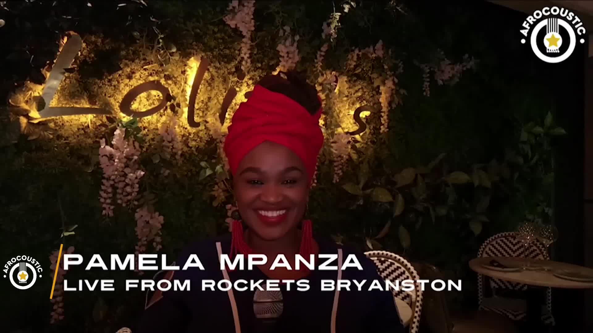 Afrocoustic Pamela Mpanza - interview