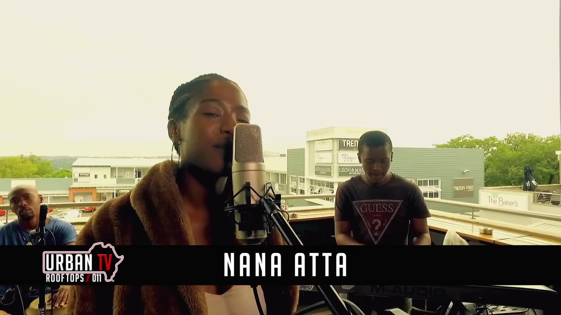 Urban Rooftops - Nana Atta