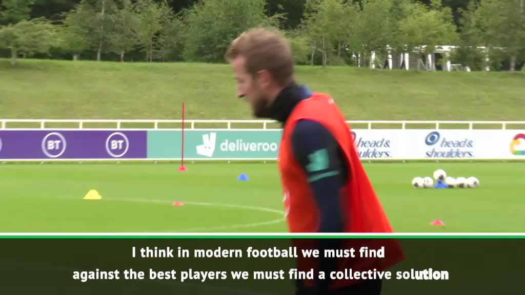 I'm a Man City fan, but Kane is wonderful - Challandes